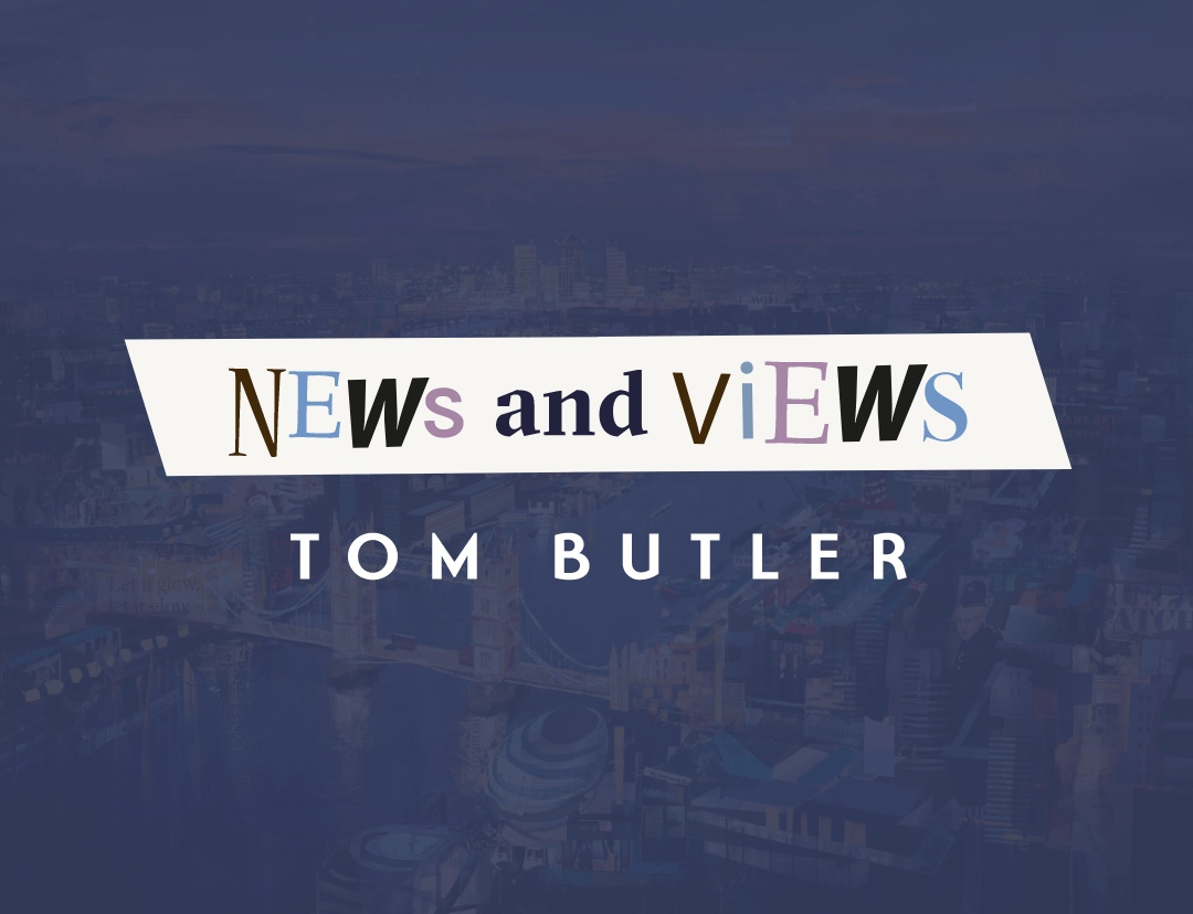 Tom Butler - News and Views image