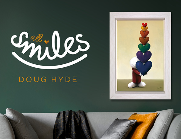 Doug Hyde - All Smiles image