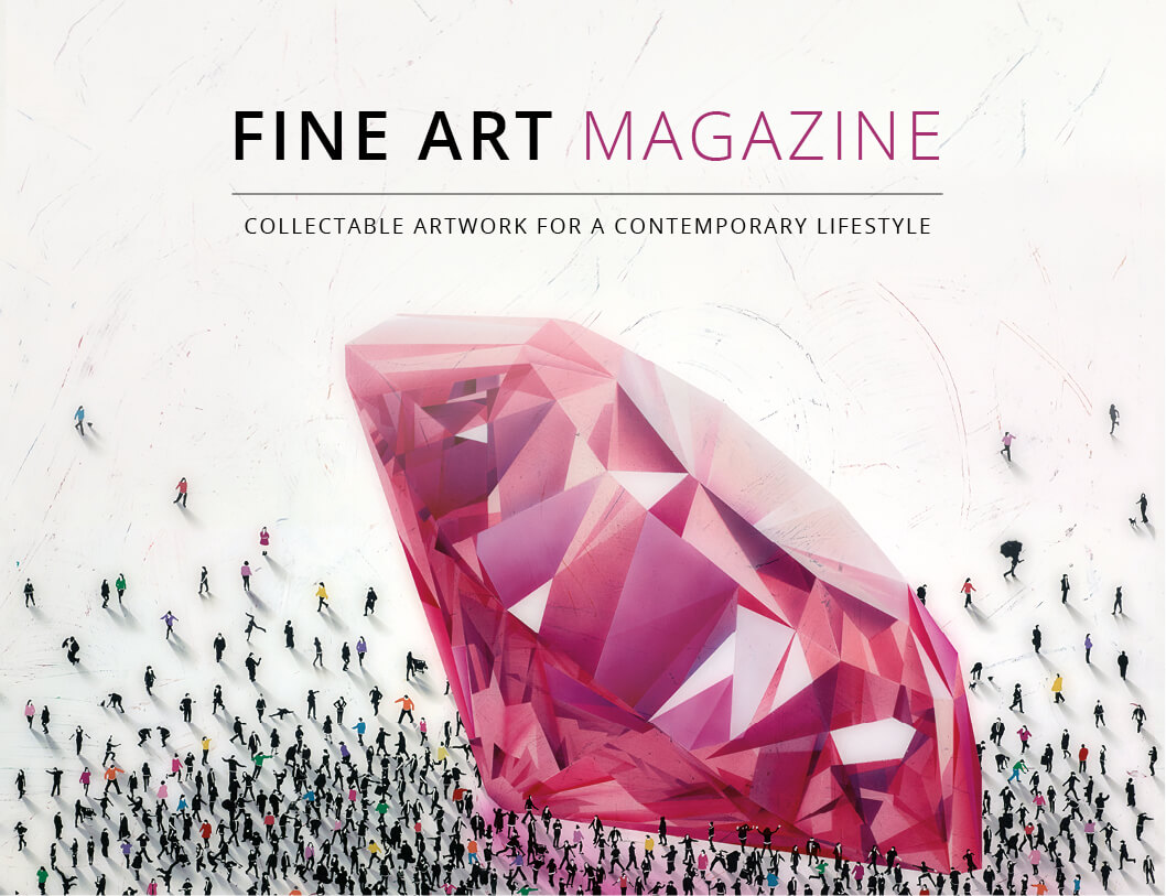 Fine Art Preview Magazine - February 19 Edition image