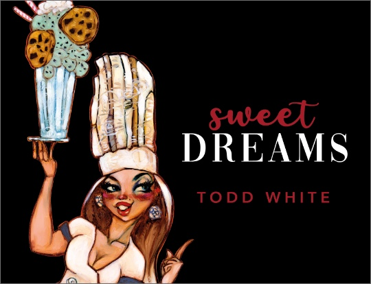 Todd White - Sweet Dreams – the new collection image