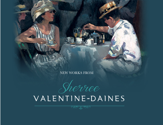 Sherree Valentine Daines - New works image