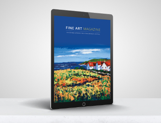 Fine Art Magazine - July 19 Edition image