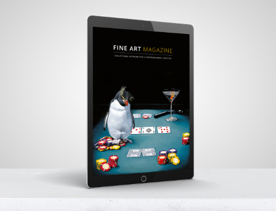 Fine Art Magazine - June 19 Edition image