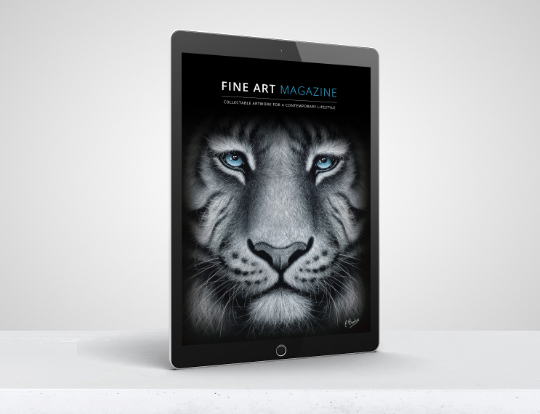 Fine Art Preview Magazine - March 19 Edition image