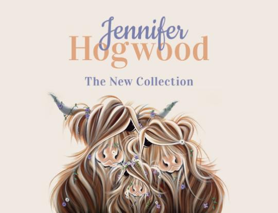 Jennifer Hogwood - The New Collection image