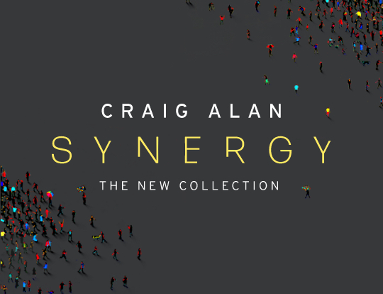Craig Alan - Synergy the New collection image