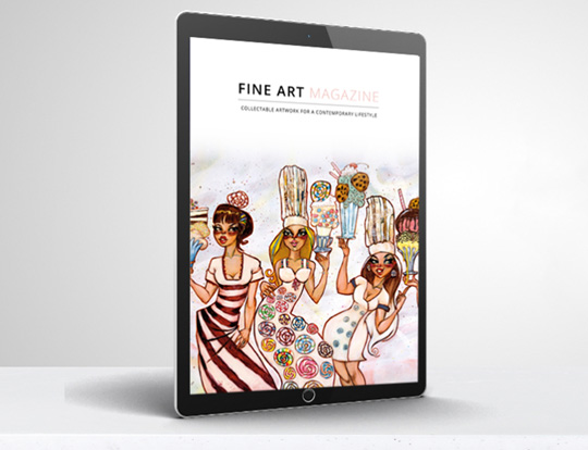 Fine Art Preview - May 19 Edition image