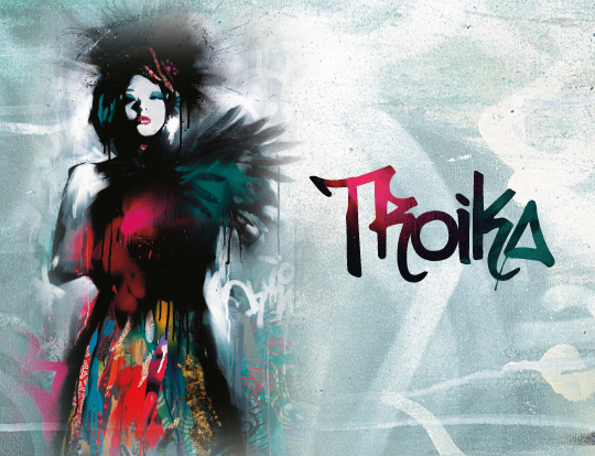 Troika - Influential art collectives inaugural release image