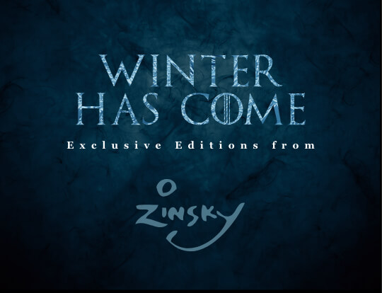 Zinsky - Game of Thrones exclusive editions image