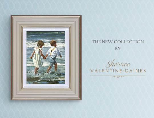 Sherree Valentine Daines - The New Collection image