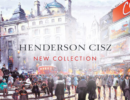 Highly collectable new cityscapes