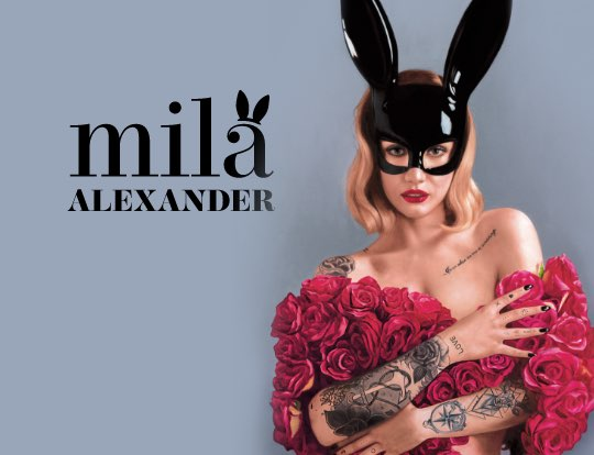 Mila Alexander - The debut collection image
