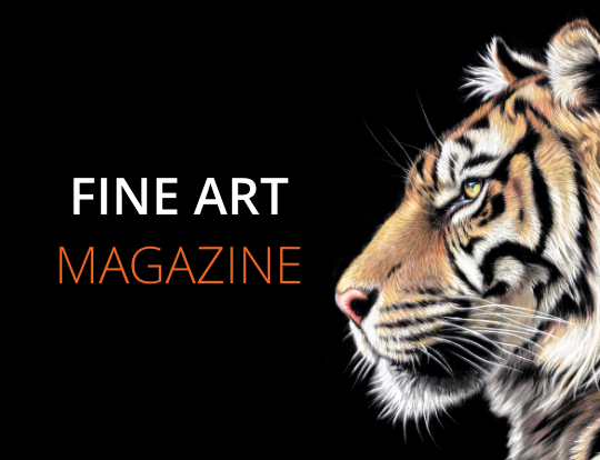 Fine Art Preview Magazine - Summer Edition 2020 image