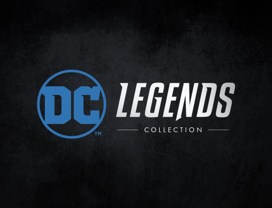 The DC Legends Collection - In the gallery now image