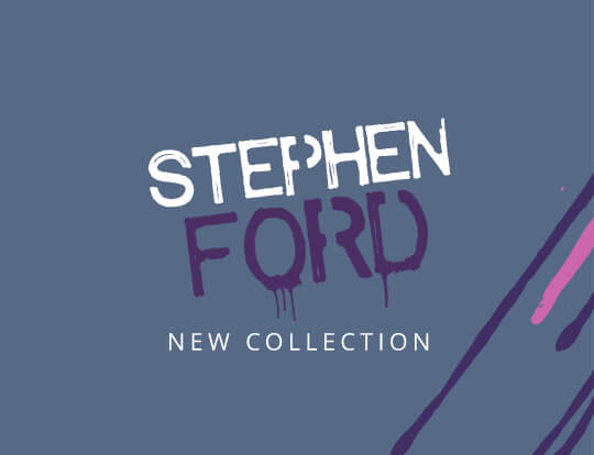 Stephen Ford - Dynamic new editions image
