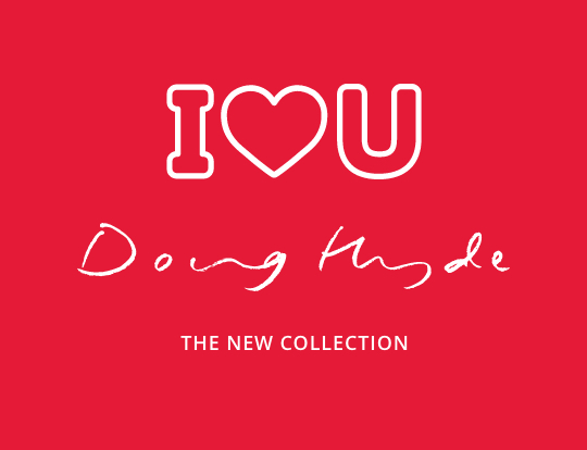 Doug Hyde - Major new collection image