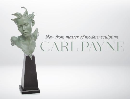 Carl Payne - Master of modern sculpture image