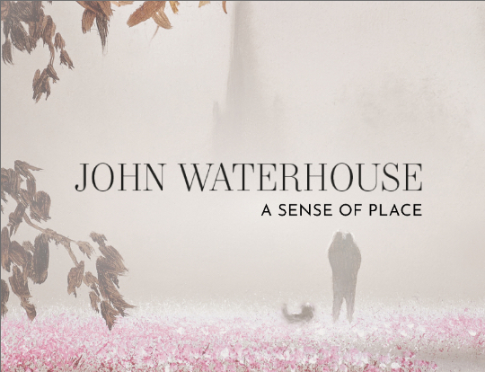 John Waterhouse - A Sense of Place image