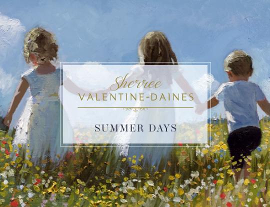 Sherree Valentine Daines - New summer releases image