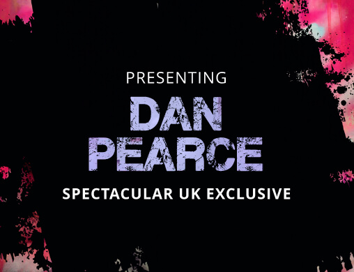 Dan Pearce - Striking debut collection image