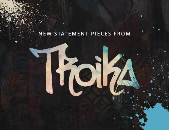 Troika - Stunning new Collection image