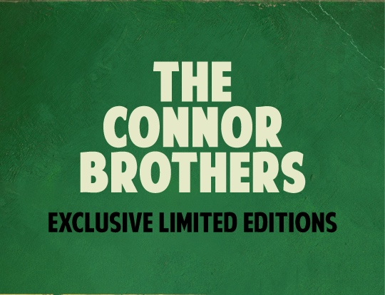 The Connor Brothers - Brand new limited editions from the Connor Brothers image