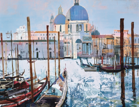 Tom Butler - The Romance of Italy image