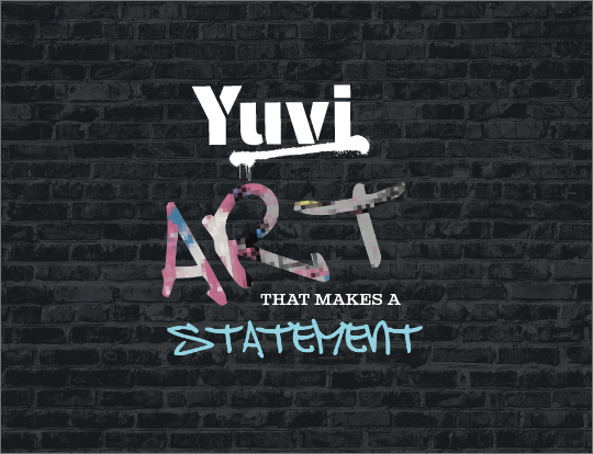 Yuvi - Words from the heart image