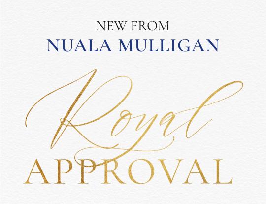 Nuala Mulligan - Royal Approval image