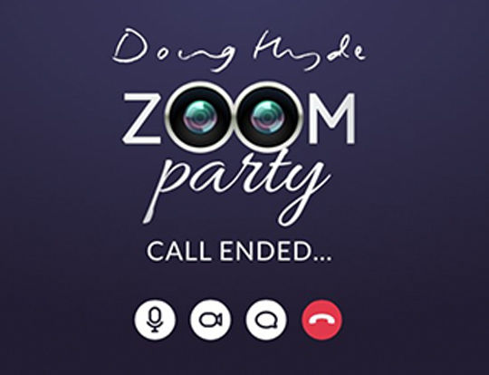 Doug Hyde - Zoom Party raises over £31,000 for Mind image